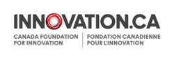 Logo Fondation canadienne pour l'Innovation